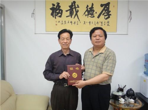 中国国防大学毕泗振将军